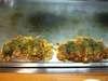 広島お好み焼き麺2玉うどん1玉 全体