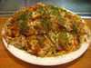 広島お好み焼き麺2玉うどん1玉