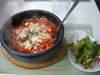 石焼ツナとトマトスパゲッティ
