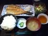 焼魚(ホッケ)定食