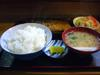 鯖味噌煮込み定食