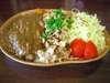 生姜焼カレー