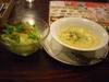 サラダ・ポタージュスープ