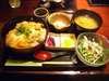 親子丼サラダセット