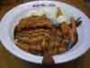 メジャーゴーカレー丼