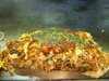広島お好み焼き野菜ダブルちゃんぽん(そば・うどん)右