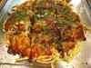 広島お好み焼き麺1玉うどん3玉