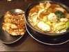 味噌ちゃんこラーメン+餃子